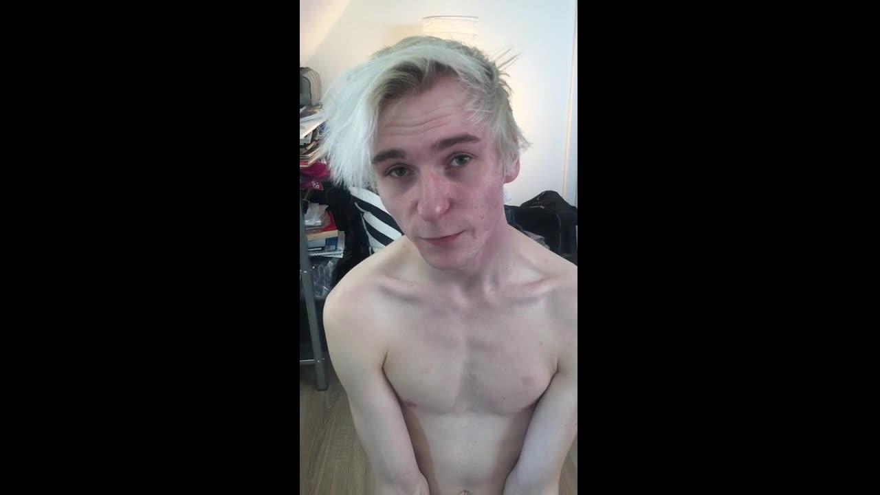 Me using my faggot