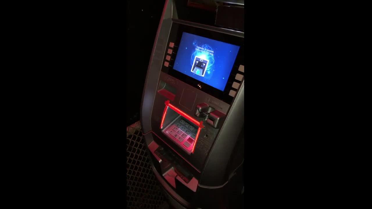 ATM cash r**e