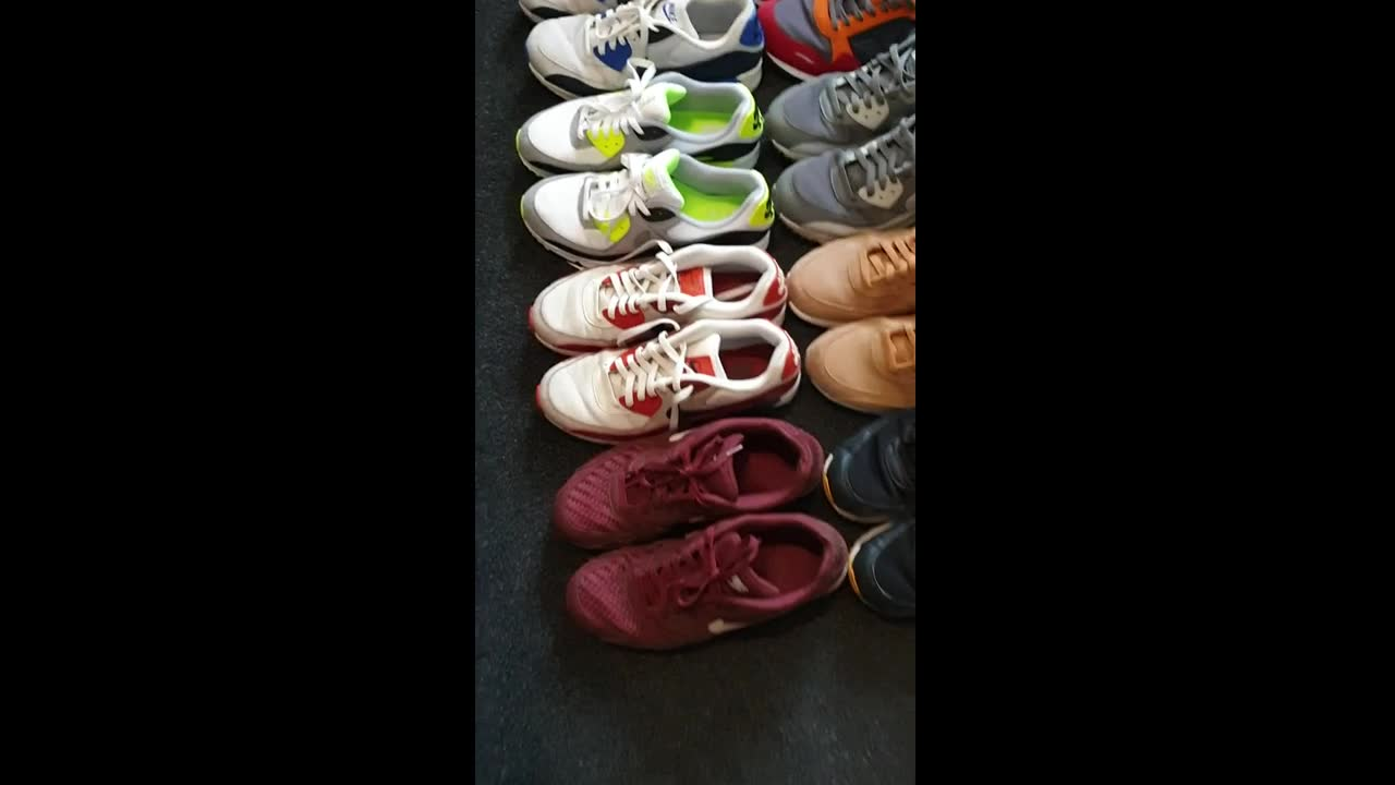 Some of my trainers