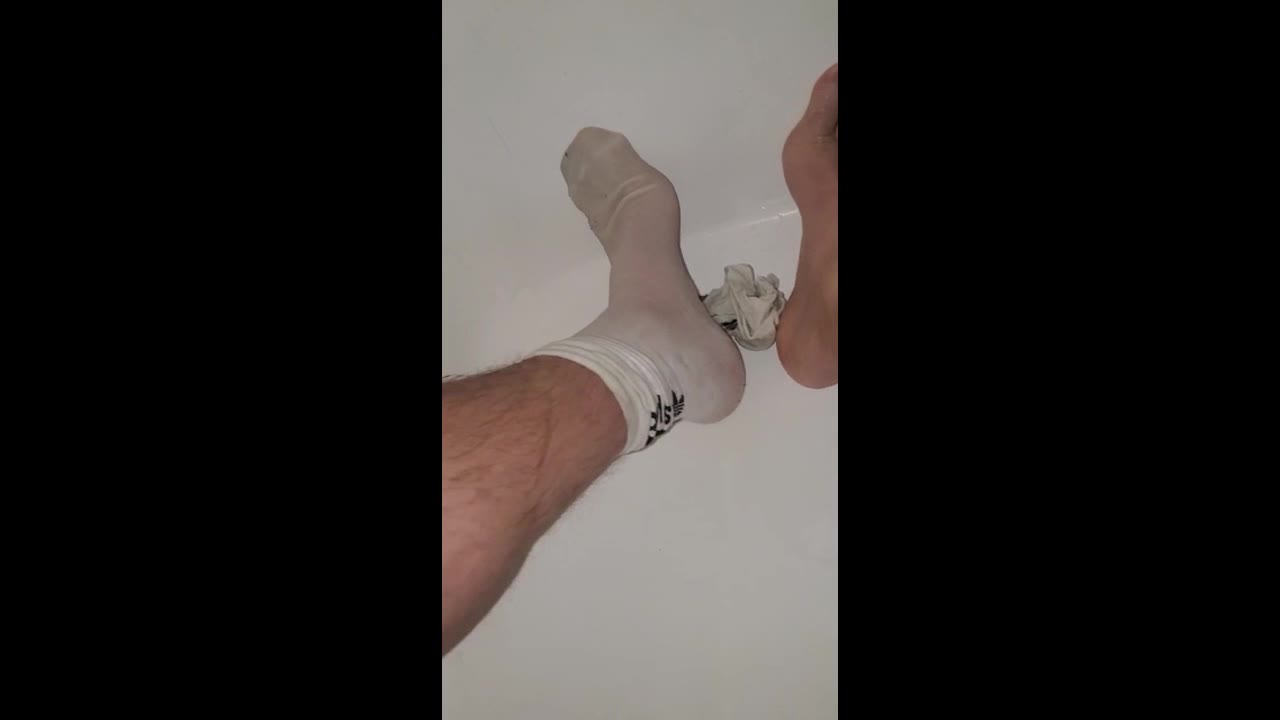 piss wet socks