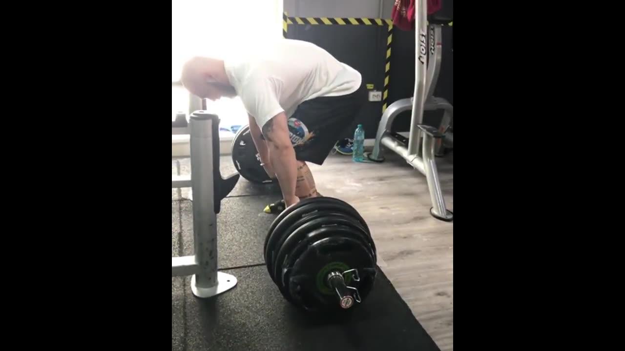 Gym power!