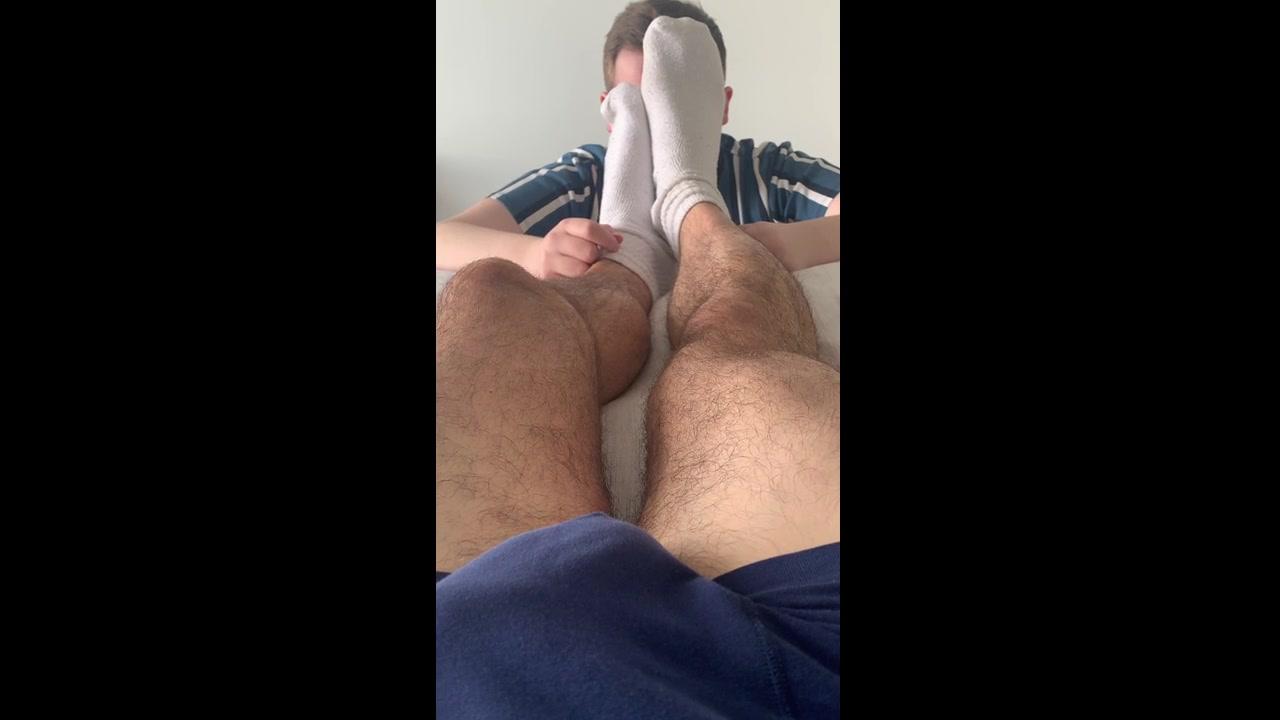 Foot fag worship
