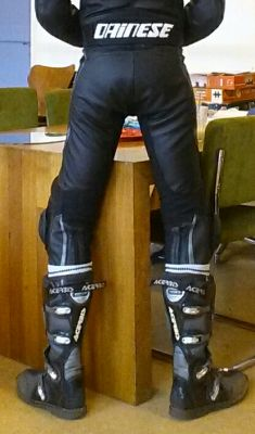 My crossboots need a lick and a polish...qeue here please and show me your service