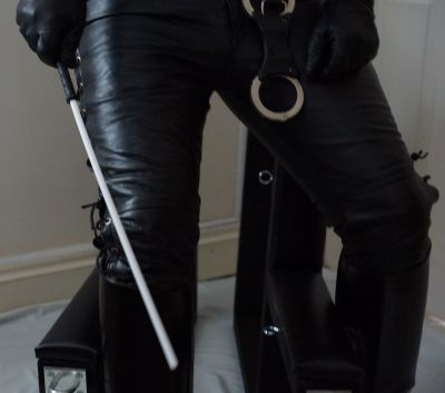 Ready, fag? Time to serve!
