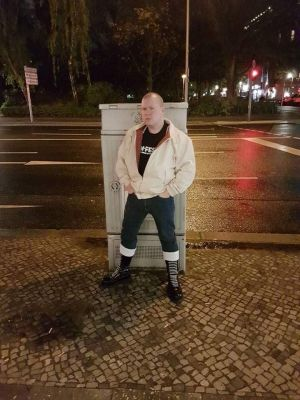 booted in berlin