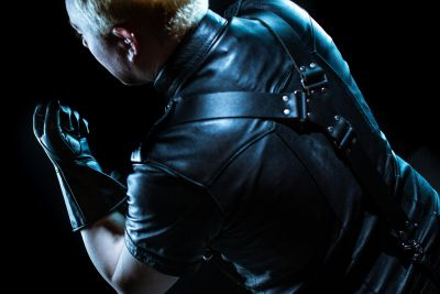 Everyday is a leather day for a leather Alpha, just as every day is fag tax day for a cash fag. Are you ready?