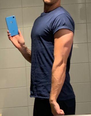 triceps progress