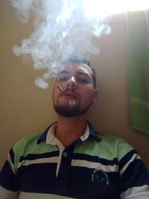 be my ashtray