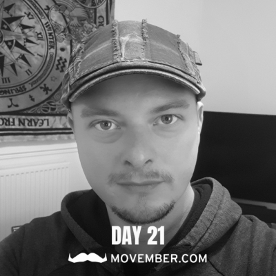 Here is my weekly Movember photo. Thank you to everyone who has donated.  So far I have raised £640 of my £1k target.  All money goes towards male mental health charities 🙏  #Movember  https://uk.movember.com/mospace/14311160