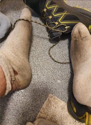 Meaner Rank socks