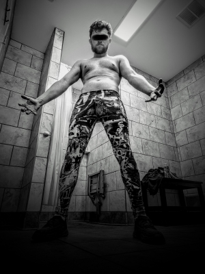 Come Serve your new Master, and give my twitter some new followers @rubberdom93. Master Darius is waiting for his good cash fags to help build his harem if locked fags