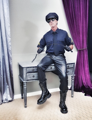 Who's getting punished next?! On your knees fags and submit! Beg me to use that whip!