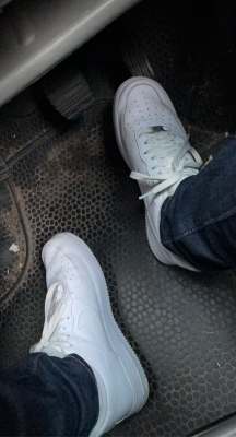Which faggot wants to clean my shoes and van whilst I drink beer 🍺
