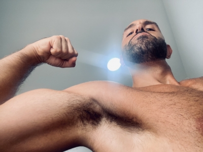 It's ironic how liberating slavery can be. I'll show you that and much more. 🐽💸  #alphamale #findom #cashmaster #armpits #muscle