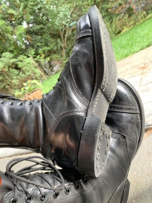 I need a boot black, tired of being my own